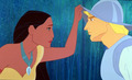 Pocahontas and John Smith - pocahontas photo