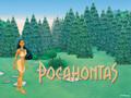 disney-leading-ladies - Pocahontas wallpaper