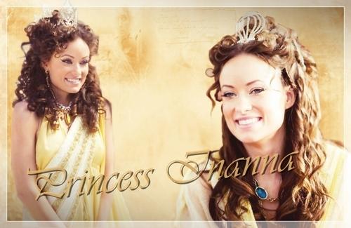 Princess Inanna