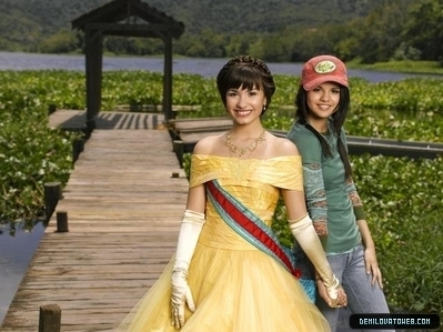 Princess Protection Program Photoshoot - demi-lovato photo