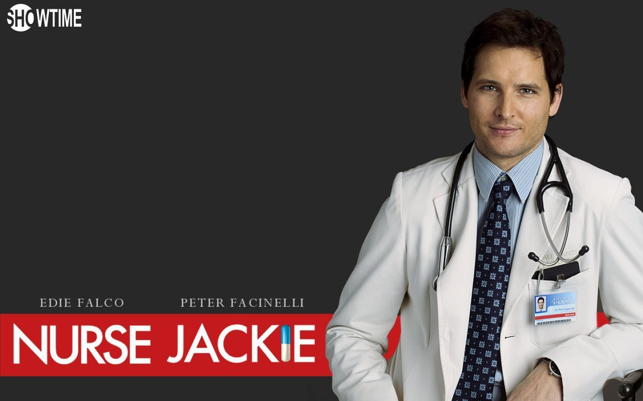 Promo Wallpaper Nurse Jackie