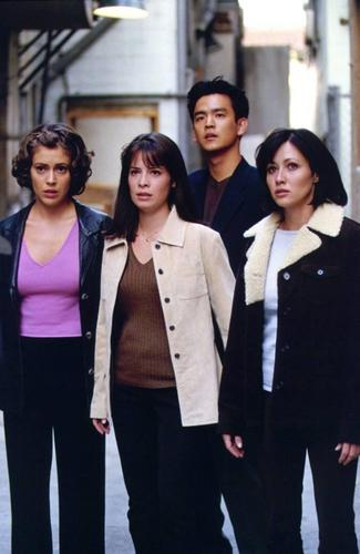 Prue, Piper and Phoebe