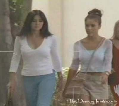 Prue and Phoebe