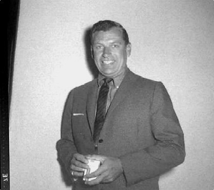 Richard Egan - candid