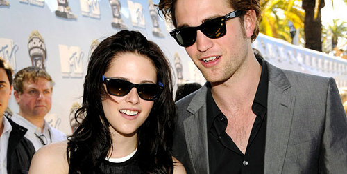 Rob Pattinson&Kristin Stewart