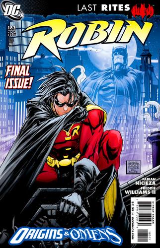 Robin Cover