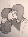 Ron/Hermione Kiss