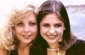 SMG and her mom Rosellen - sarah-michelle-gellar photo