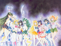 Sailor Senshi - sailor-senshi wallpaper