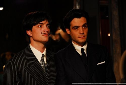 Salvador Dali & Federico Garcia Lorca