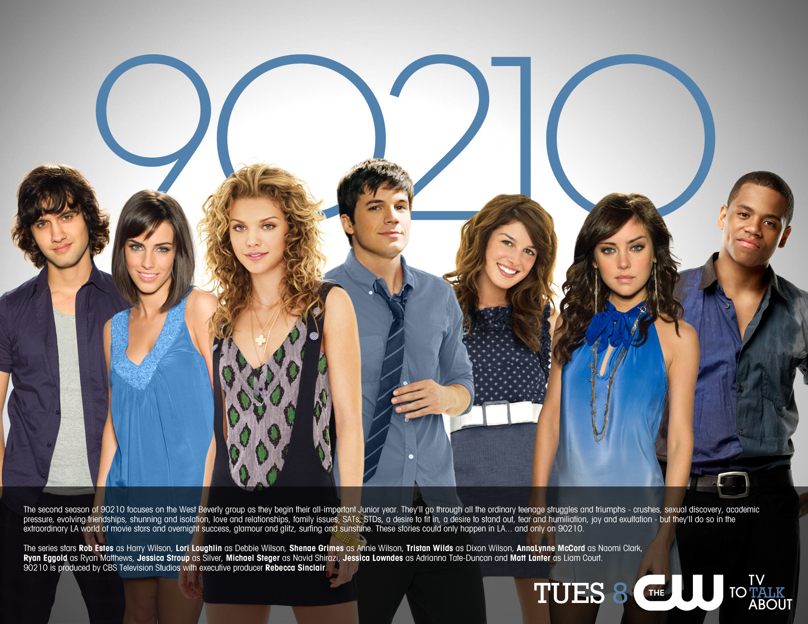 Купить 90210: новое поколение 1 сезон 720p, 1280х720 hdtv