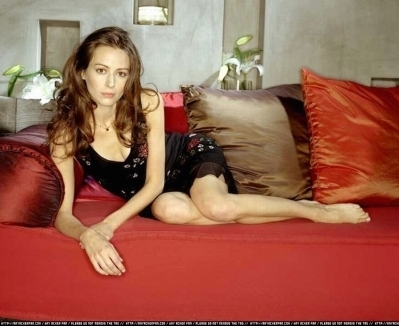 Amy Acker achtergrond titled Session 5 Photoshoot