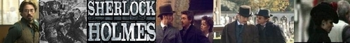Sherlock Holmes Banner 1