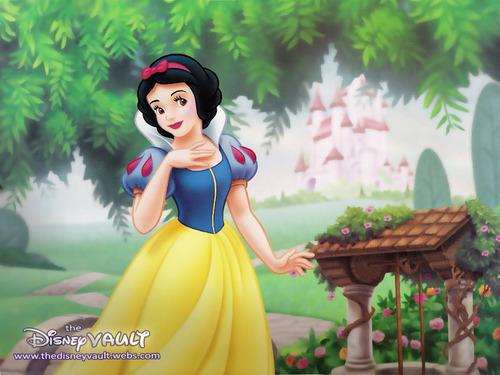 Snow White fondo de pantalla