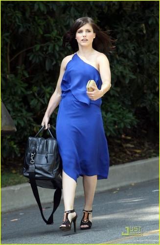 Sophia 부시, 부시 대통령은 is Blue for Bags