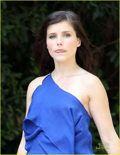 Sophia busch is Blue for Bags