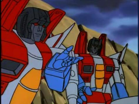 Starscream and his twin