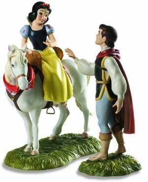 Statue of Snow White and Her Prince