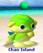 Swimming Chao - sonic-chao icon