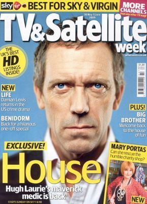 TV & Satellite Week Scan