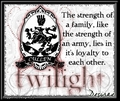 The Cullen Family Symbol