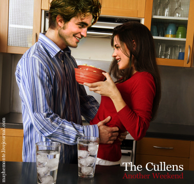 Twilight Series wallpaper entitled The Cullens
