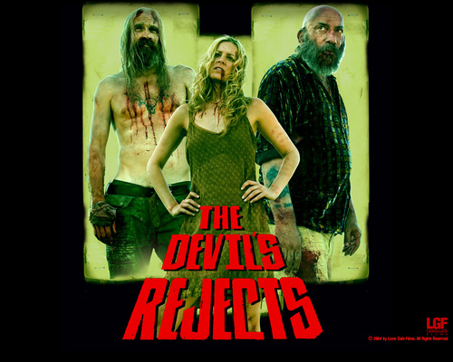 filmes de terror wallpaper possibly containing animê called The Devil's Rejects wallpapers