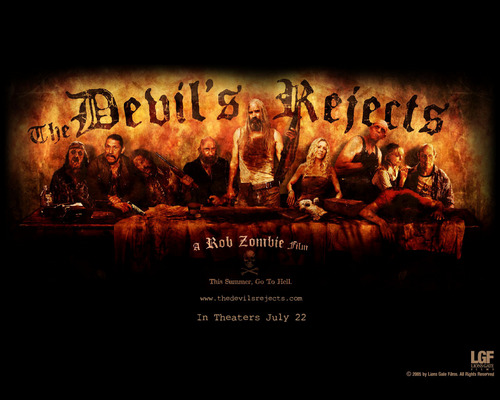 The Devil's Rejects 壁纸