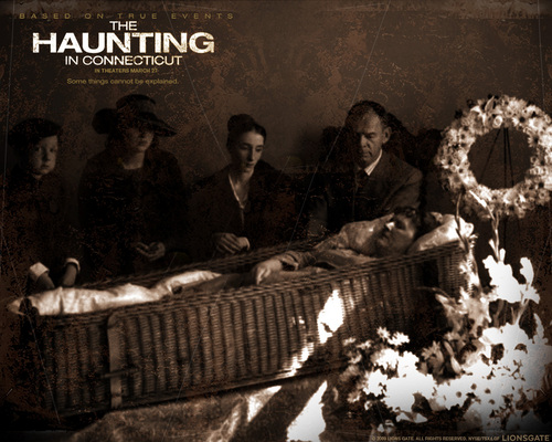 The Haunting in Connecticut wallpaper
