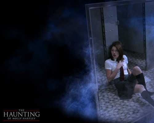 The Haunting of Molly Hartley 바탕화면
