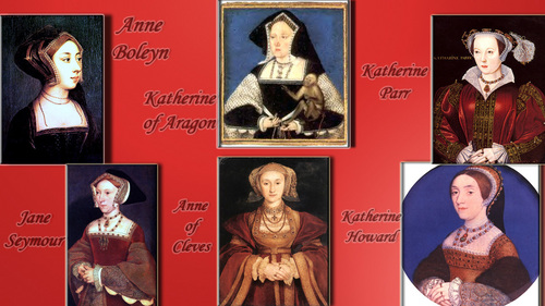 king henry 8 wives