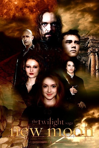 The Volturi-New Mon Poster