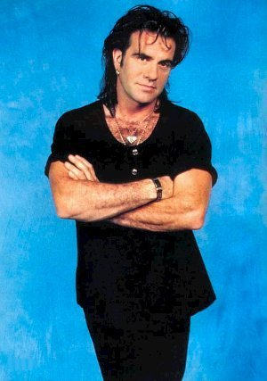 Bon Jovi wallpaper possibly with a well dressed person and a portrait titled Tico Torres