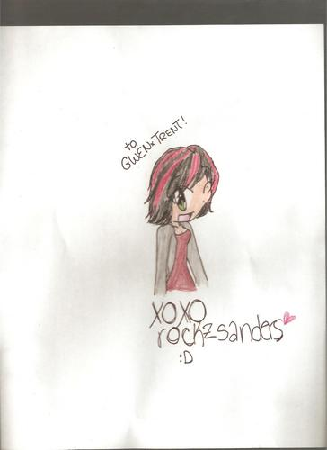 To GwenXTrent! :D