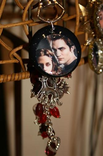 Twilight Bag Charm $15