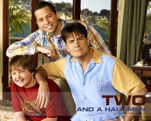 Two and a Half Men Hintergrund titled Two and a Half Men Hintergrund