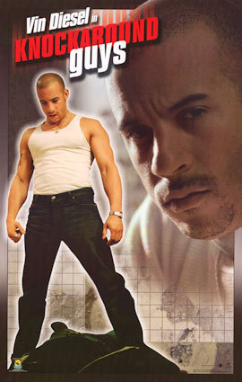 Vin Diesel as Taylor