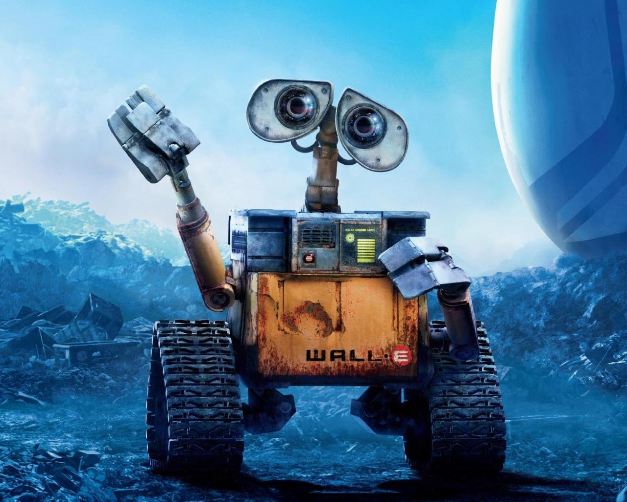 wallpaper wall e picture