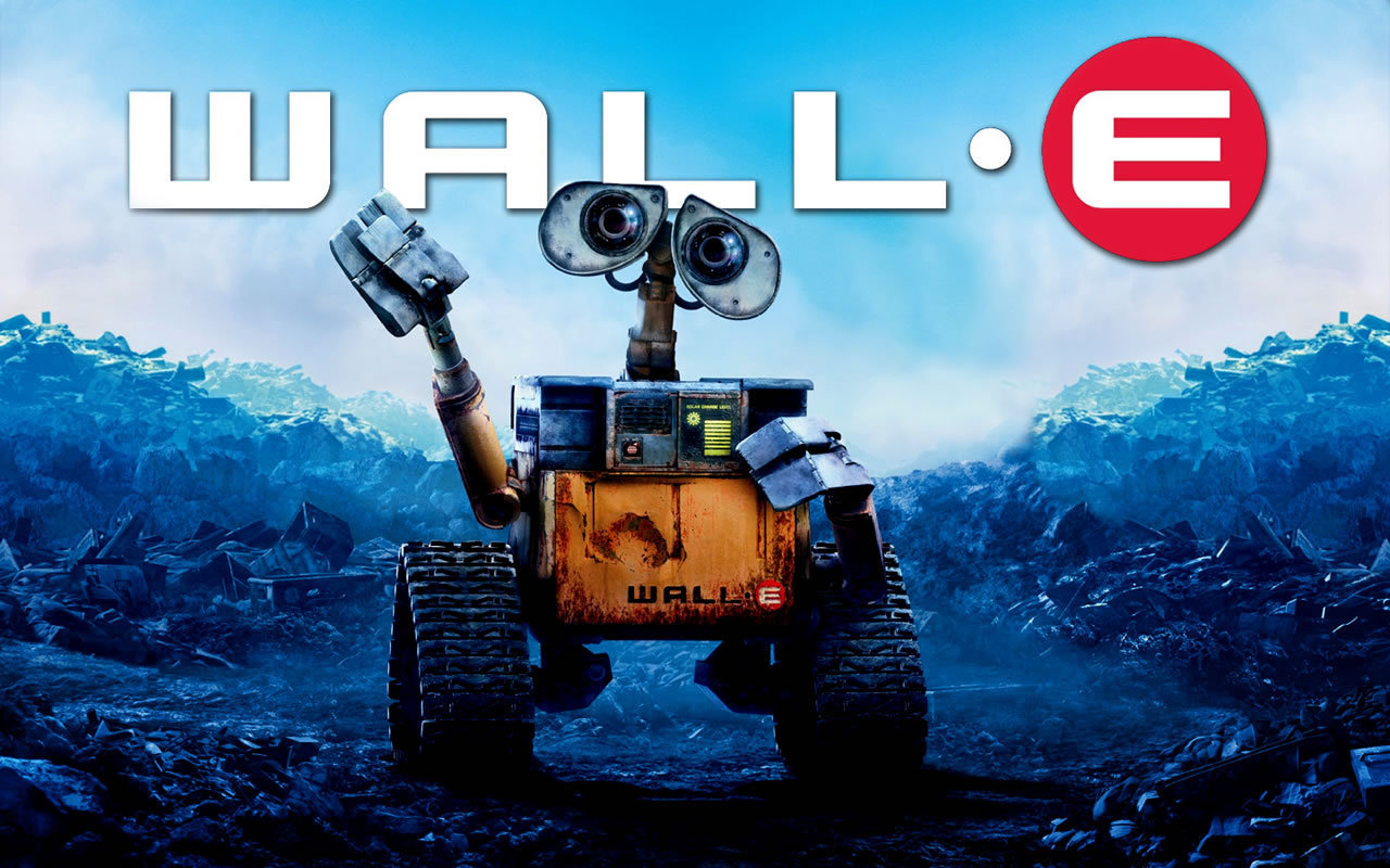 the wall e Put simply, wall-e is about as charming as movies get in an animated  marketplace where everything is starting to look and feel the same, wall-e  stands out.