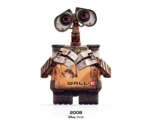 Wall*E দেওয়ালপত্র