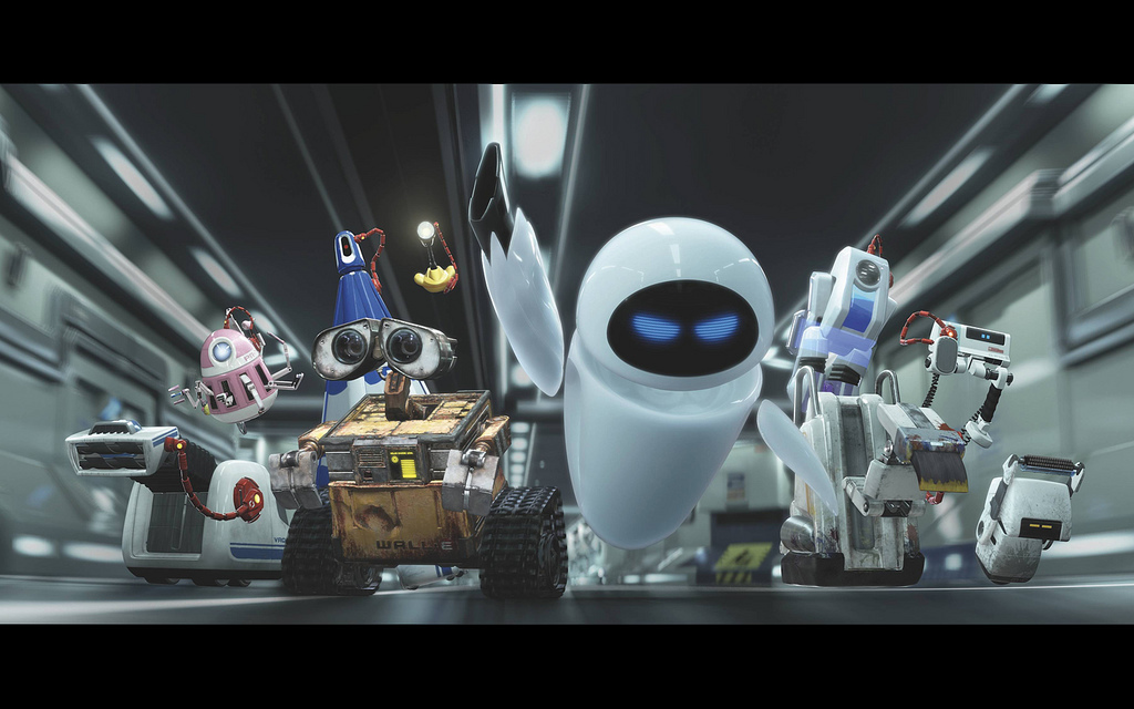 e wallpaper. Wall*E Wallpaper