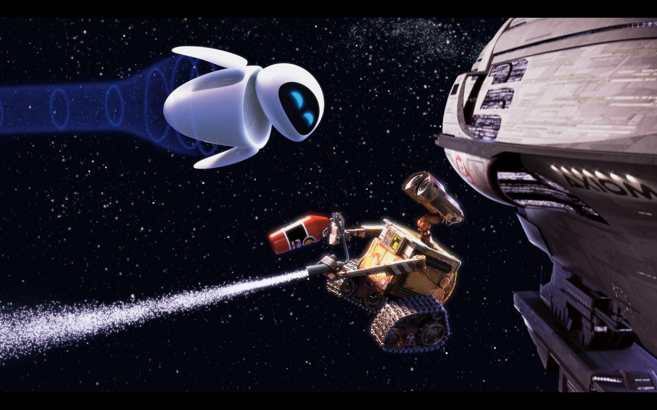 Wall*E Wallpaper - WALL-E Wallpaper (6412340) - Fanpop
