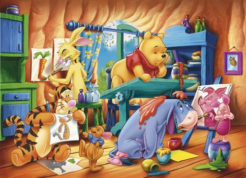 小熊维尼 壁纸 titled Winnie the Pooh