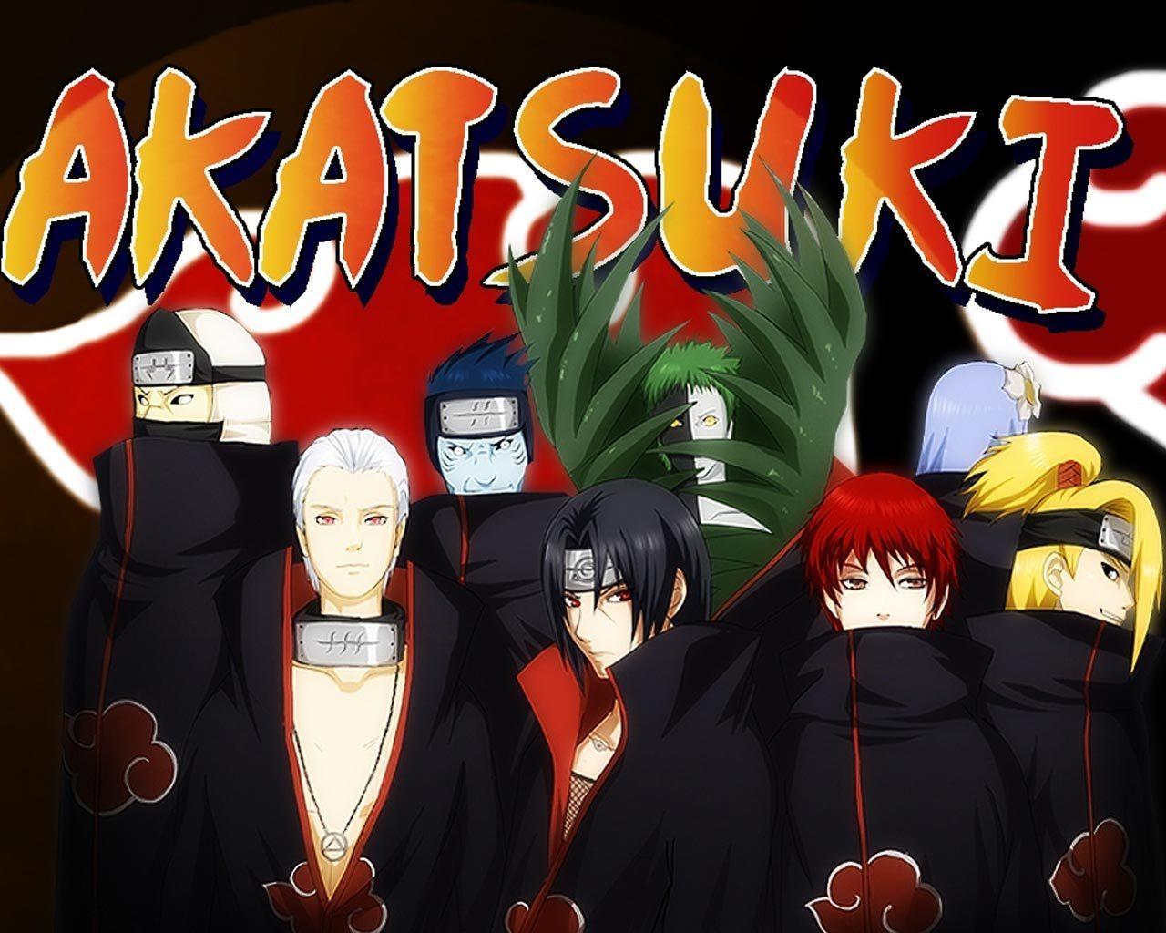 akatsuki-members - akatsuki