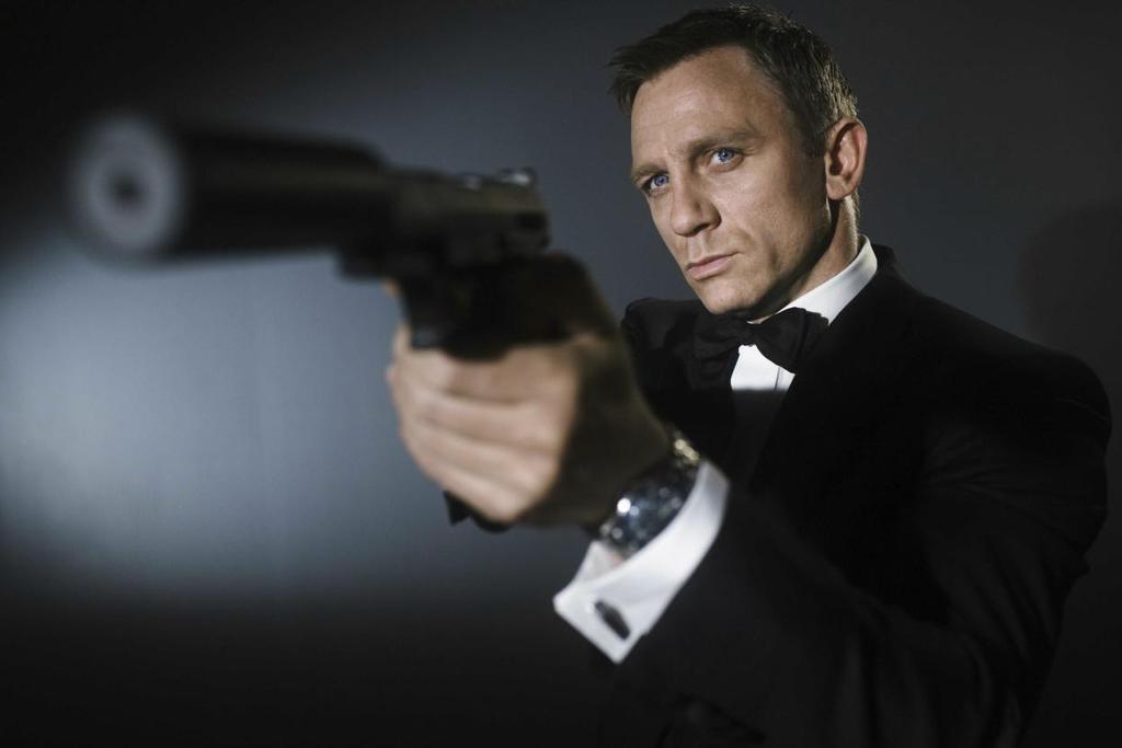 daniel craig bond film
