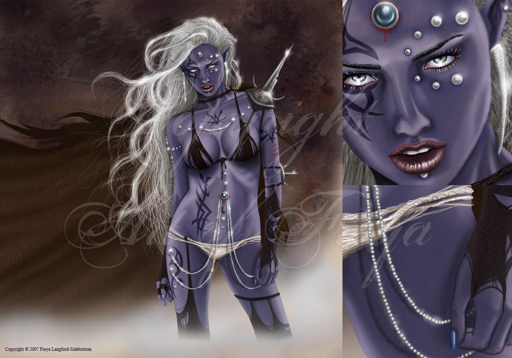 L Dark Elves Images De Hd Wallpaper And Background Photos