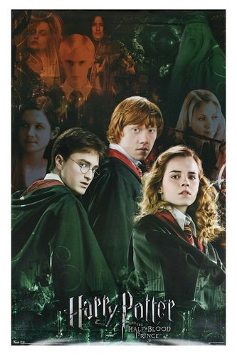 hp poster - emma-watson Photo