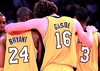 Los Angeles Lakers photo with a basketball player called lakers