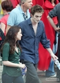 on set - twilight-series photo