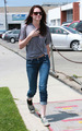 Kristen Stewart:Out in Santa Monica - June 4, 2009  - twilight-series photo
